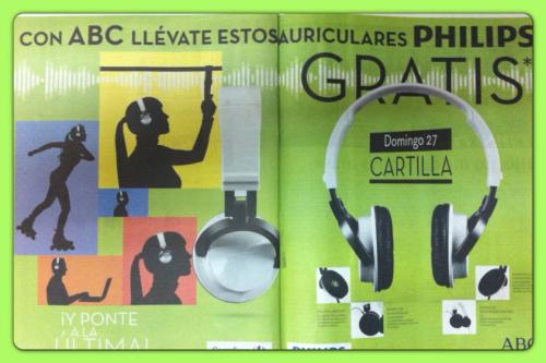 auriculares abc