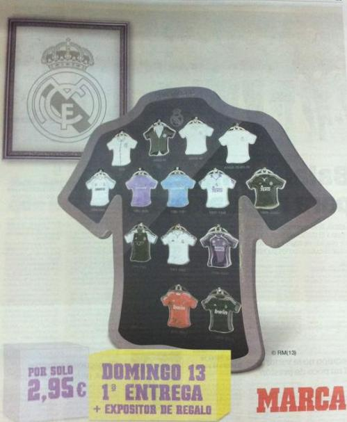 llaveros marca real madrid