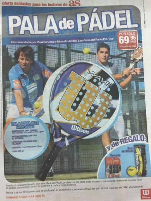 pala padel as
