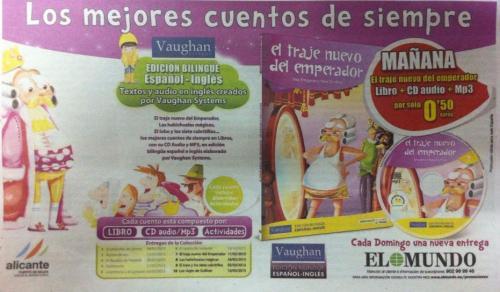cuentos bilingues