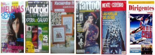revistas menduales 2
