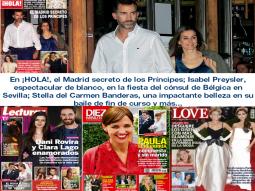Revistas de corazón de